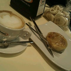 Photo taken at Nota Bene Patisserie by Arpiné G. on 12/2/2011