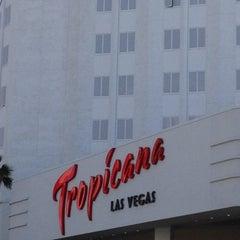 Photo taken at Tropicana Las Vegas by Gabriel V. on 5/14/2012