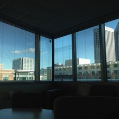 Photo taken at Tech Square Research Building (TSRB) by J.t. B. on 3/4/2012