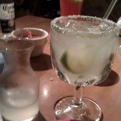 Photo taken at Lupe Tortilla - Houston Heights by Ericka M. on 3/21/2012