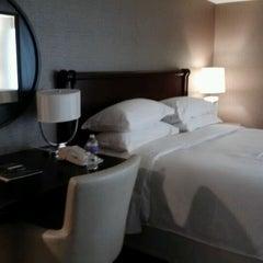 Photo taken at Sheraton Tysons Hotel by InkedPixie on 4/28/2012