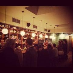 Photo taken at 399 Bar by Meryl on 7/27/2012