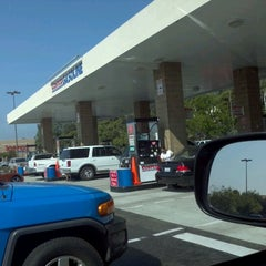Photo taken at Costco Gas by Darren G. on 10/15/2011