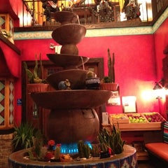 Photo taken at El Beso Mexican Restaurante & Cantina by Natalie V. on 3/31/2012