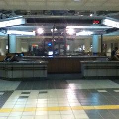 Photo taken at Johnson Center Information Desk by Natalie J. on 10/13/2011