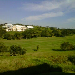Photo taken at Princes grant golf course by Rose B. on 5/23/2012