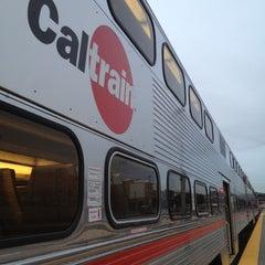 Photo taken at San Francisco Caltrain Station by Martin J. on 3/20/2012