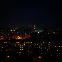 Photo taken at Пятак by Mike T. on 4/21/2012