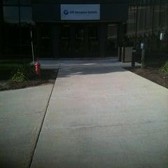 Photo taken at UTC Aerospace Systems by Jacqueline K. on 8/1/2012