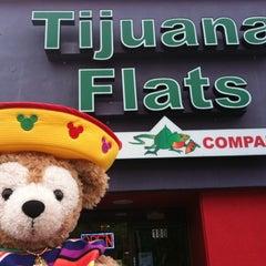 Photo taken at Tijuana Flats by Duffy Bear on 9/25/2011