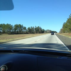 Photo taken at I-16 by Lara M. on 11/25/2011