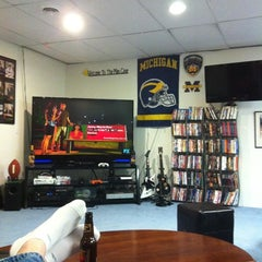 Photo taken at The Man Cave by Cortney P. on 10/14/2011