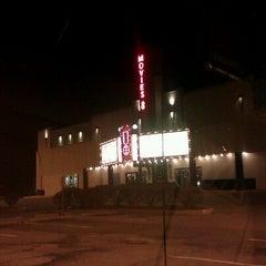 Photo taken at Cinemark Washington 8 by Nicci T. on 3/1/2012