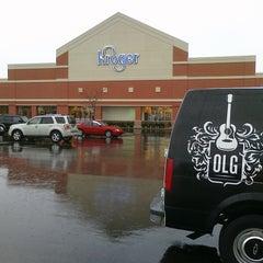 Photo taken at Kroger by drew k. on 4/27/2011