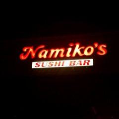 Photo taken at Namiko's by Darren S. on 1/30/2012