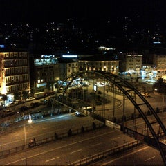 Photo taken at Giresun Oteli by Ozan K. on 9/3/2012