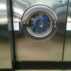 Photo taken at 30th Street Coin Laundry by Marty H. on 8/5/2012