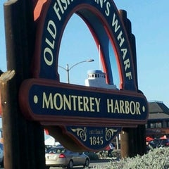 Photo taken at Old Fisherman's Wharf by MAricza T. on 10/22/2011