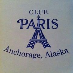 Photo taken at Club Paris by John L. on 9/30/2011