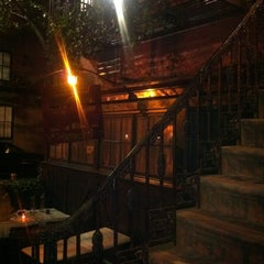Photo taken at The Waverly Inn by TRENDLAND w. on 6/4/2011