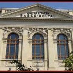 Photo taken at Universitatea Babeș-Bolyai by Catalin T. on 5/4/2011