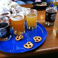 Photo taken at Fremont Brewing Company by AB C. on 4/29/2012