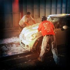 Photo taken at Prestige Auto Wash & Automotive by Ginger W. on 2/4/2012
