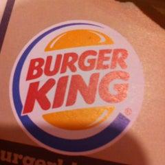 Photo taken at Burger King by Raúl C. on 3/3/2012