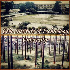 Photo taken at Cebu Institute of Technology - University by Gian Carlo S. on 8/22/2012