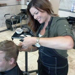 Photo taken at capelli salon by Erin p. on 8/19/2011