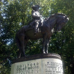 Photo taken at Guilford Courthouse National Military Park by Michael on 8/25/2012