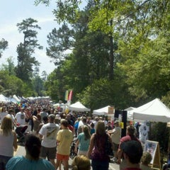 Photo taken at Flowertown Festival by Syrina S. on 4/1/2012