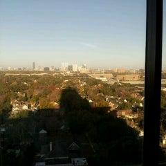 """Photo taken at Hilton Houston Plaza/Medical Center by Jason """"Danger"""" D. on 1/1/2012"""