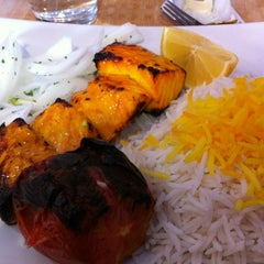 Photo taken at House of Shish Kabob by FoodTrucker T. on 2/21/2012