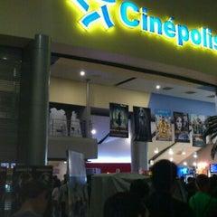 Photo taken at Cinépolis by Omar P. on 4/27/2012