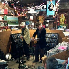 Photo taken at Grimey's New & Preloved Music by mattygroves on 2/23/2012