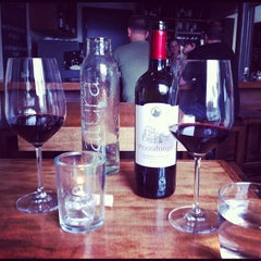 Photo taken at Rustic Canyon Wine Bar by Nicole I. on 8/22/2012