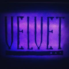 Photo taken at Velvet Bar by Chris M. on 6/18/2012