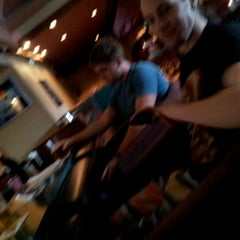Photo taken at Lincoln Station Grill by Paula C. on 5/12/2012