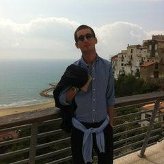Photo taken at Terrazza di ponente by Linda F. on 4/1/2012