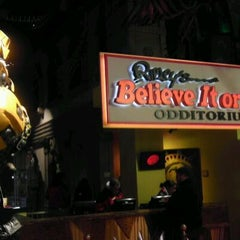 Photo taken at Ripley's Believe It Or Not! Times Square by Neil B. on 2/12/2012