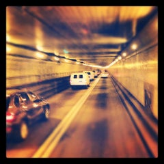 Photo taken at Lincoln Tunnel by Ben F. on 4/19/2012