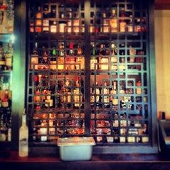 Photo taken at Pegu Club by Noah F. on 9/12/2012