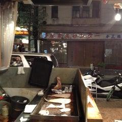 Photo taken at 鰓呼吸 麻布十番店 by Wagner on 6/30/2012