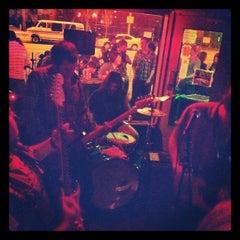 Photo taken at CBGB by Lauren B. on 3/13/2012