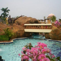 Photo taken at Marcopolo Water Adventure by Dian H. on 6/30/2012