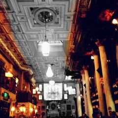 Photo taken at Lillie's Times Square by Abhishek R. on 3/31/2012