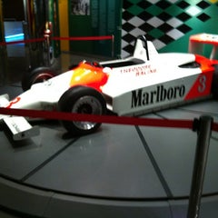 Photo taken at 大賽車博物館 / Museu do Grande Prémio / Grand Prix Museum by hans P. on 7/28/2012