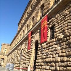 Photo taken at Palazzo Pitti by Valentina on 8/29/2012
