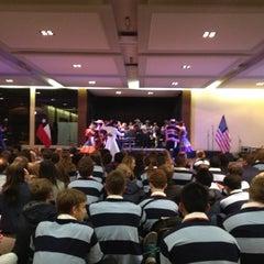 Photo taken at Pergola Club De Campo Las Salinas by Hernán D. on 6/15/2012